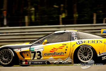 #73 Luc Alphand Aventures Corvette C5.R: Jean-Luc Blanchemain, Vincent Vosse, Didier Andr, #73 Luc Alphand Aventures Corvette C5.R: Jean-Luc Blanchemain, Vincent Vosse, Didier Andr