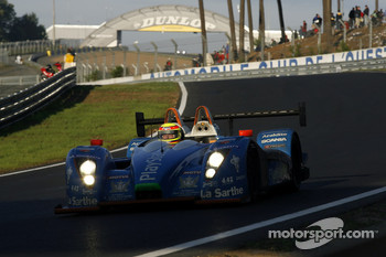 #17 Pescarolo Sport Pescarolo Judd: Harold Primat, Christophe Tinseau, Benoit Treluyer