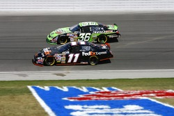 Denny Hamlin and Jeremy Mayfield