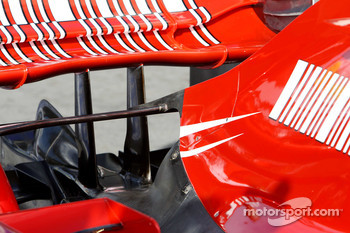 Technical detail, Scuderia Ferrari, F2007