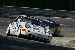 #41 Scuderia Colonia Porsche 964 RS: Hans Peter Richrath, Ralf Schnitzer, Matthias Wasel, Georges Kuhn