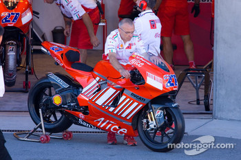 Bike of Casey Stoner