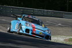 #15 Porsche RGT: Shane Fox, Wolfgang Weber, Lothar Diederich