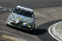 #255 Classic Driver Alfa Romeo 147 1.9 JTD: 'Fred', 'Barney', 'Wilma', 'Betty'