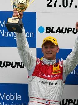 Podium: Alexandre Premat, Audi Sport Team Phoenix