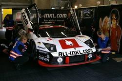 #7 All-Inkl.com Racing Lamborghini Murciélago