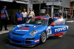 #117 Pilotage Passion Porsche 997 GT3 Cup