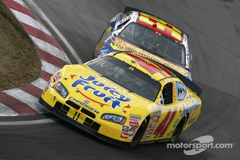 Scott Pruett and Marcos Ambrose