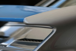 Detail of the TRG Porsche 997