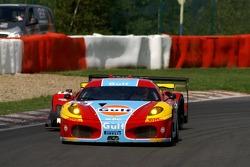 #98 ICE POL Racing Team Ferrari F430 GT: Yves Lambert, Christian Lefort, Stéphane Lemeret