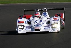 #15 Charouz Racing System Lola B07/17-Judd: Stefan Mücke, Jan Charouz