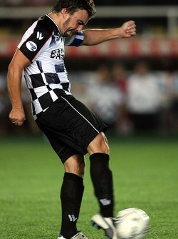 Fernando Alonso, McLaren Mercedes , F1-Team vs All Star Team, Football match, Galatasaray