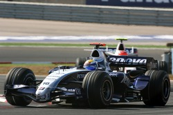 Nico Rosberg, WilliamsF1 Team, FW29, Robert Kubica, BMW Sauber F1 Team, F1.07