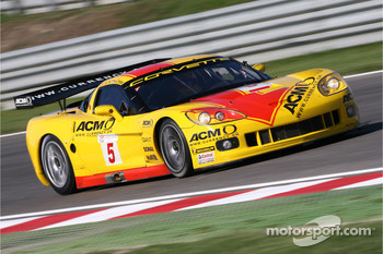 #5 Carsport Holland Corvette Z06: Jean-Denis Deletraz, Mike Hezemans