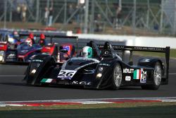 #26 Ranieri Randaccio Lucchini-Nicholson McLaren: Ranieri Randaccio, Giovanni Lavaggi