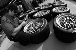 Tire preparation