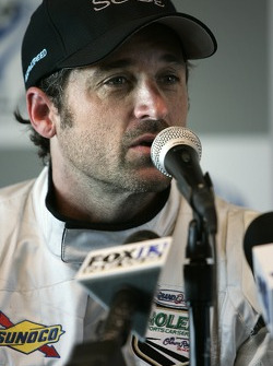 Hyper Sport press conference: Patrick Dempsey