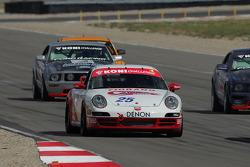 #25 Fiorano/ C-MAX Racing Porsche 997: Dave Riddle, Kris Wilson