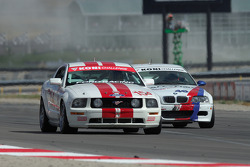 #154 Rehagen Racing Mustang GT: Ray Mason, Jamie Slone