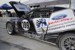 Pitstop for #199 Bush Decor and Construction Mustang GT: Keith Rossberg