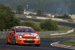 #104 Kissling Motorsport Opel Astra GTC: Markus Schuring, Hannu Luostarinen, Jochen Ãœbler, Thomas Nack