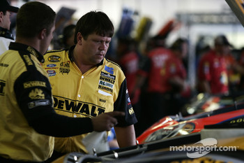 Matt Kenseth's crew chief Robbie Reiser