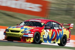 Max Wilson, Jason Bargwana (WPS Racing Ford Falcon BF)