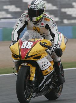 58-Robert Gianfardoni-Yamaha YZF R1-RG Team