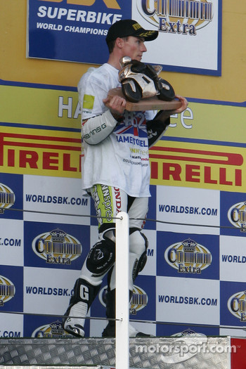 James Toseland WSBK 2007 World Champion
