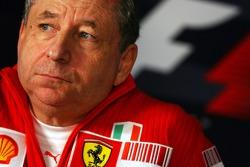 FIA press conference: Jean Todt, Scuderia Ferrari, Ferrari CEO