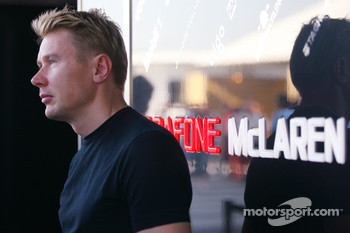 Mika Hakkinen, former Formula One World Champion