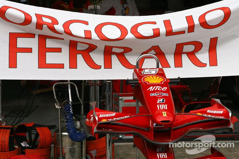 Ferrari pride