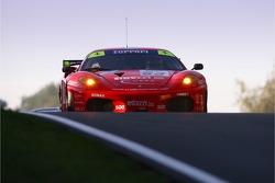 #63 Scuderia Ecosse Ferrari 430 GT2: Andrew Kirkaldy, Tim Sugden