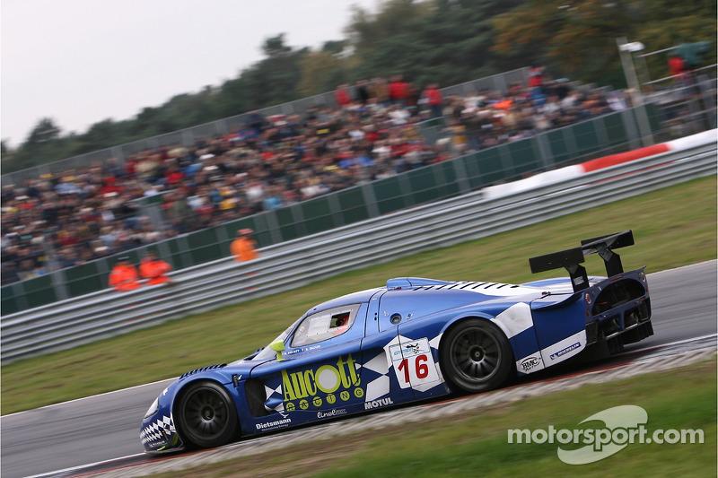 #16 JMB Racing Maserati MC 12: Ben Aucott, Stéphane Daoudi