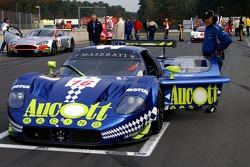 JMB Racing Maserati MC 12 GT1: Ben Aucott, Stéphane Daoudi