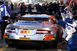 #10 Gigawave Motorsport Aston Martin DBR9