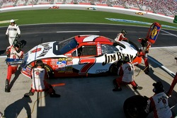 Pit stop for Robby Gordon