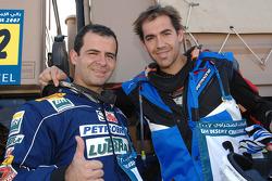 Jean de Azevedo and Ruben Faria