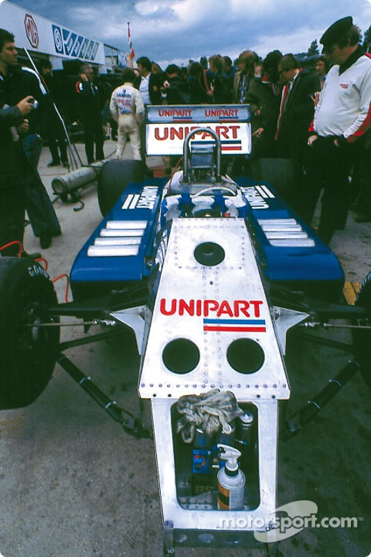 Jan Lammers' Ensign-ford