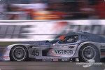 #45 Panoz Motor Sports Panoz GTR-1: David Brabham, Andy Wallace, Jamie Davies