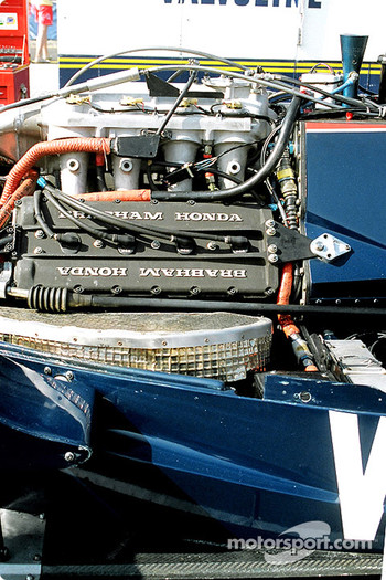 Judd Brabham-Honda V-8 Turbo