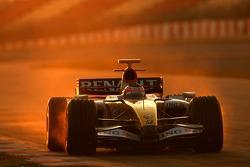 Heikki Kovalainen, Renault F1 Team
