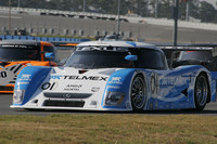 November test days at Daytona