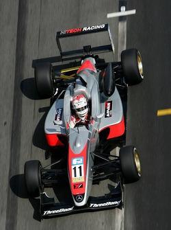 Marko Asmer, Hitech Racing Dallara / Mercedes-HWA