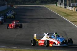 Daniel Campos-Hull, Eifelland Racing and Alexander Rossi, Eurointernational