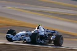 Marco Asmer, Test Driver, BMW Sauber F1 Team