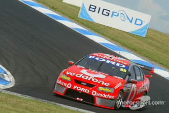 Jamie Whincup finished 2nd in the Championship