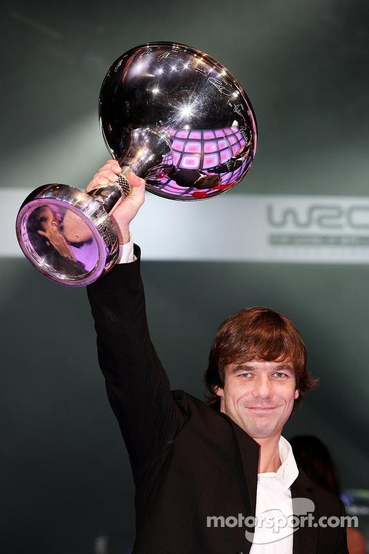 FIA World Rally Championship: Sébastien Loeb, Citroën