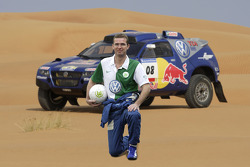 Volkswagen: Volkswagen works driver Dieter Depping