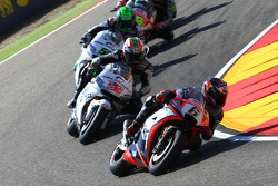 Stefan Bradl, Aprilia Racing Team Gresini and Nicky Hayden and Eugene Laverty, Aspar MotoGP Team